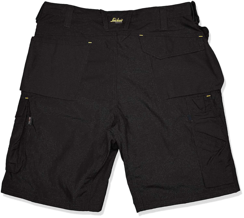 44 Snickers Canvas Shorts schwarz Gr