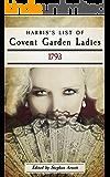 Harris's List of Covent Garden Ladies, 1793