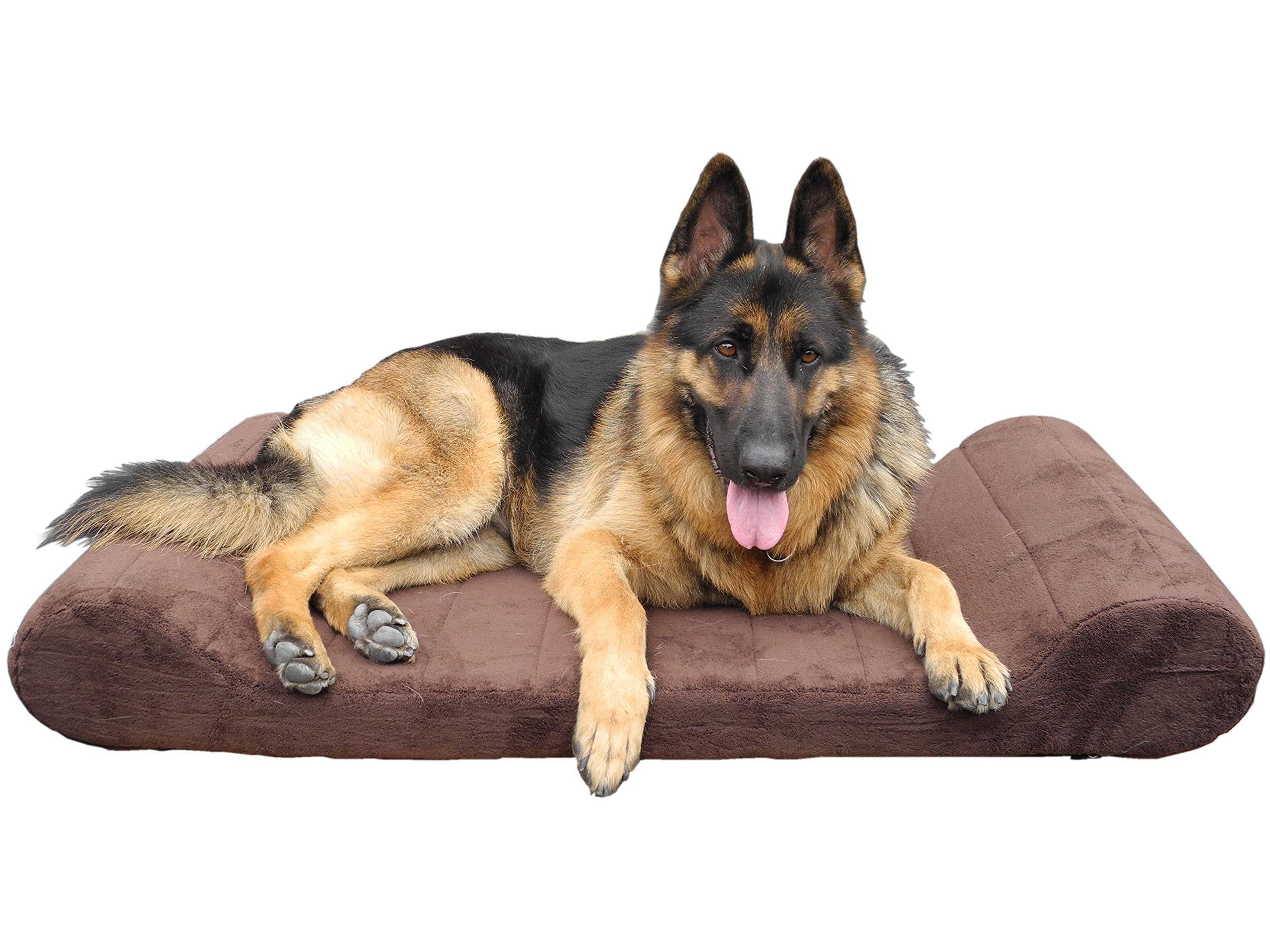 Go Pet Club HH-34 Pet Sofa, Brown
