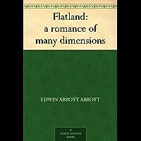 Flatland: a romance of many dimensions (English Edition)