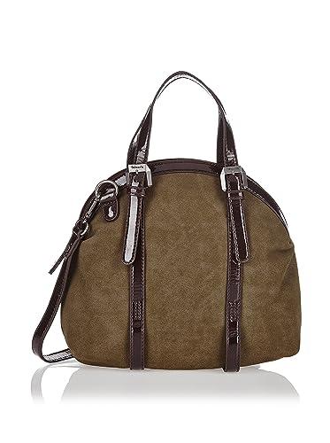 Henkeltasche Charlotte Small Shoulder Bag khaki Tamaris itAVVz8
