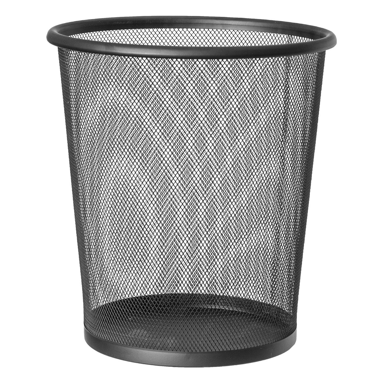 ArtMoon Mesh Waste Paper Bin 12L Powder-coated Steel