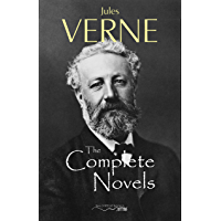 Jules Verne: The Collection (20.000 Leagues Under the Sea, Journey to the Interior of the Earth, Around the World in 80 Days, The Mysterious Island...) (English Edition)