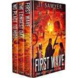 First Wave, A Zombie-Apocalypse Series Boxed Set: A Post-Apocalyptic Zombie Survival Thriller (First Wave Series Book 4)
