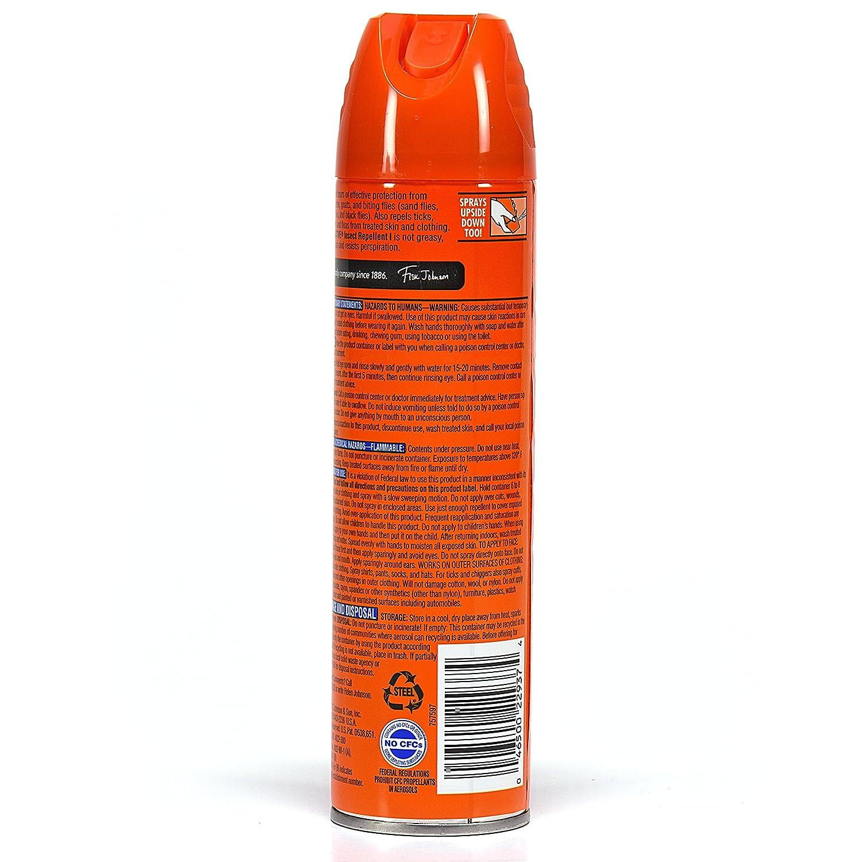 Off! 22937 Active Aerosol Insect Repellent, 9oz SC Johnson 994384