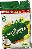 Chandrika Ayurvedic Soap Super Saver Pack, 70g (Pack of 5)