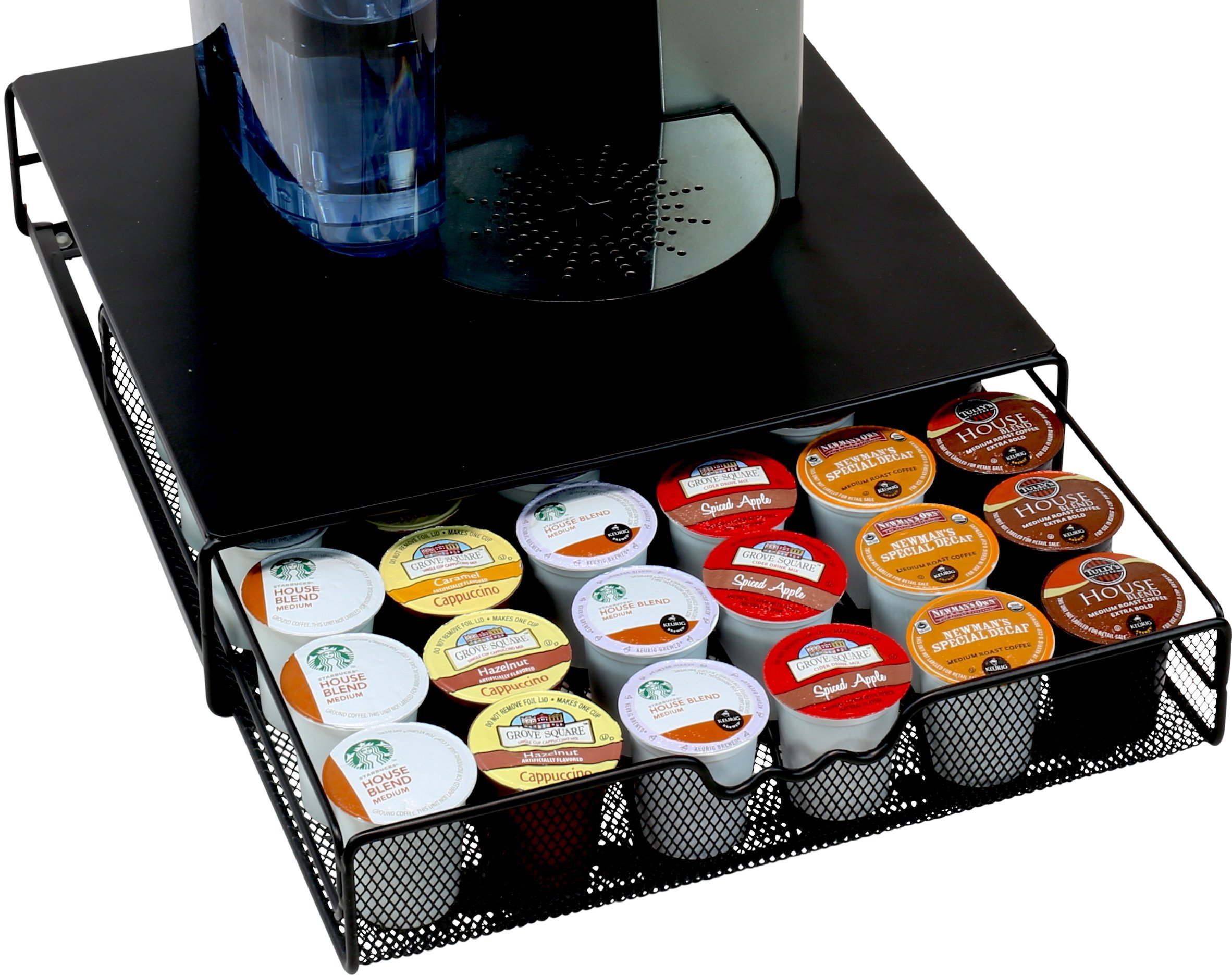 DecoBros K-cup Storage Drawer Holder for Keurig K-cup Coffee Pods by Deco Brothers (Image #3)