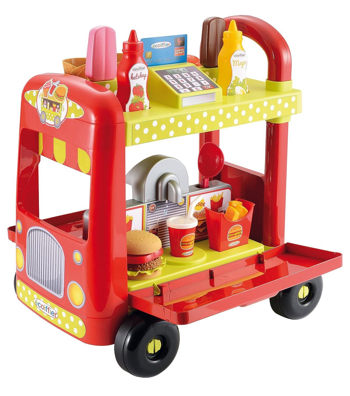 Eisdiele Spielzeug - Ecoiffier Eiswagen Spielzeug