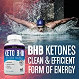 Nutriana Keto Diet BHB Pills - Ketogenic Keto Pills for Women and Men - Keto Supplement BHB Salts - Ketosis Keto Supplement Exogenous Ketones - Keto Pills 60 Capsules