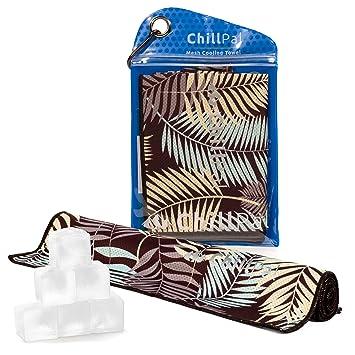 Chill PAL microfibra toalla de enfriamiento toalla microfibra toallas para la playa gimnasio grande yoga: Amazon.es: Deportes y aire libre