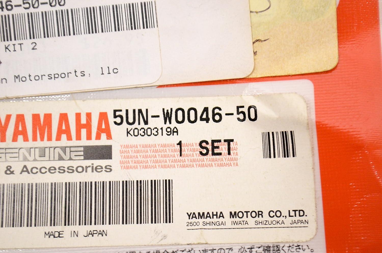 Yamaha 5UNW00465000 Brake Pad Kit