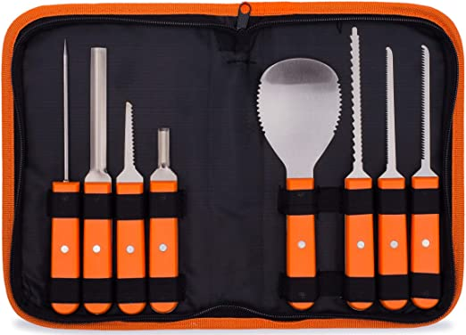 professional pumpkin carving kit