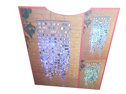 Indoor Outdoor LED Color Changing Gem Chandelier Amazon – Indoor Outdoor Chandelier