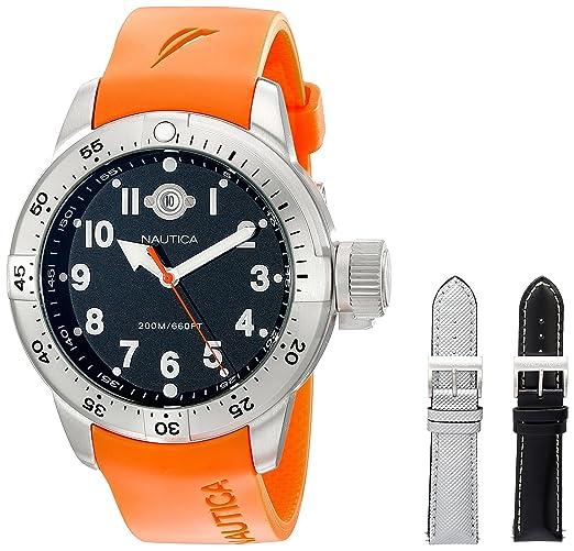 Nautica N14508 Hombres Relojes