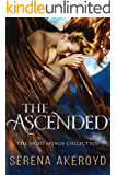The Ascended: A PNR, Academy, Why Choose Romance (The Eight Wings Collection Book 1)