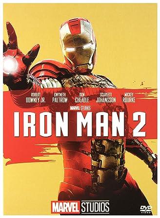 Iron Man 2 [DVD] (IMPORT) (No hay versión española): Amazon.es: Robert Downey Jr., Gwyneth Paltrow, Don Cheadle, Scarlett Johansson, Sam Rockwell, Mickey Rourke, Samuel L. Jackson, Clark Gregg, John Slattery, Garry Shandling,