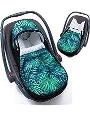 Sevira Kids - Saco abrigo - saco dormir bebé universal - impermeable - para el carrito
