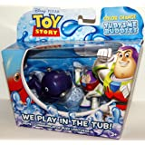 Toy Story Colour Splash Buddies 2 Pack - Drips and Communicator Buzz Lightyear