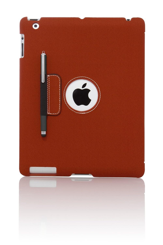 Amazon.com: Targus Slim Case for iPad 2, iPad 3 and iPad 4, Red ...
