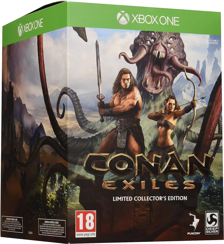 Conan Exiles Collector's Edition - Xbox One [Importación italiana]