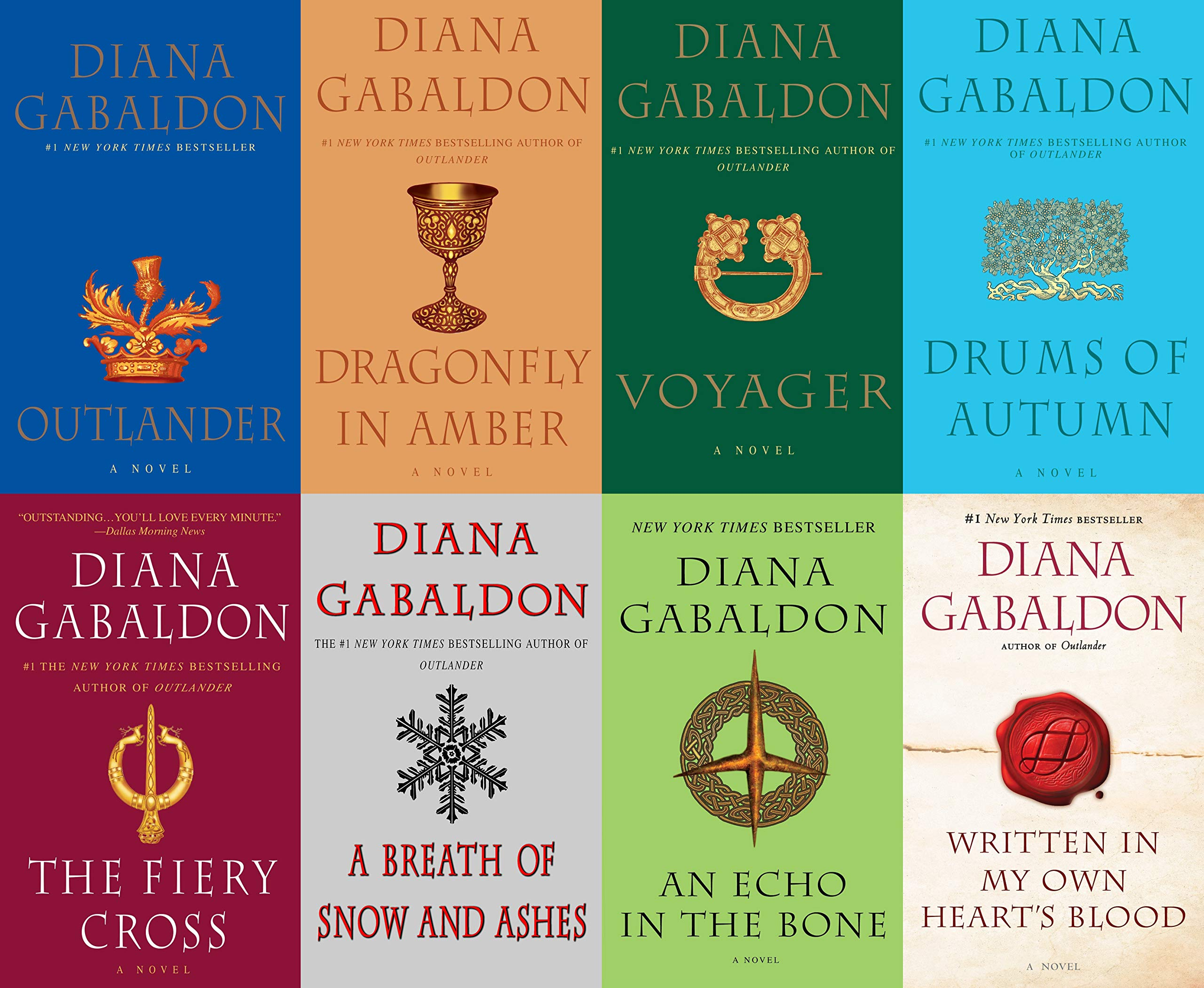 outlander books