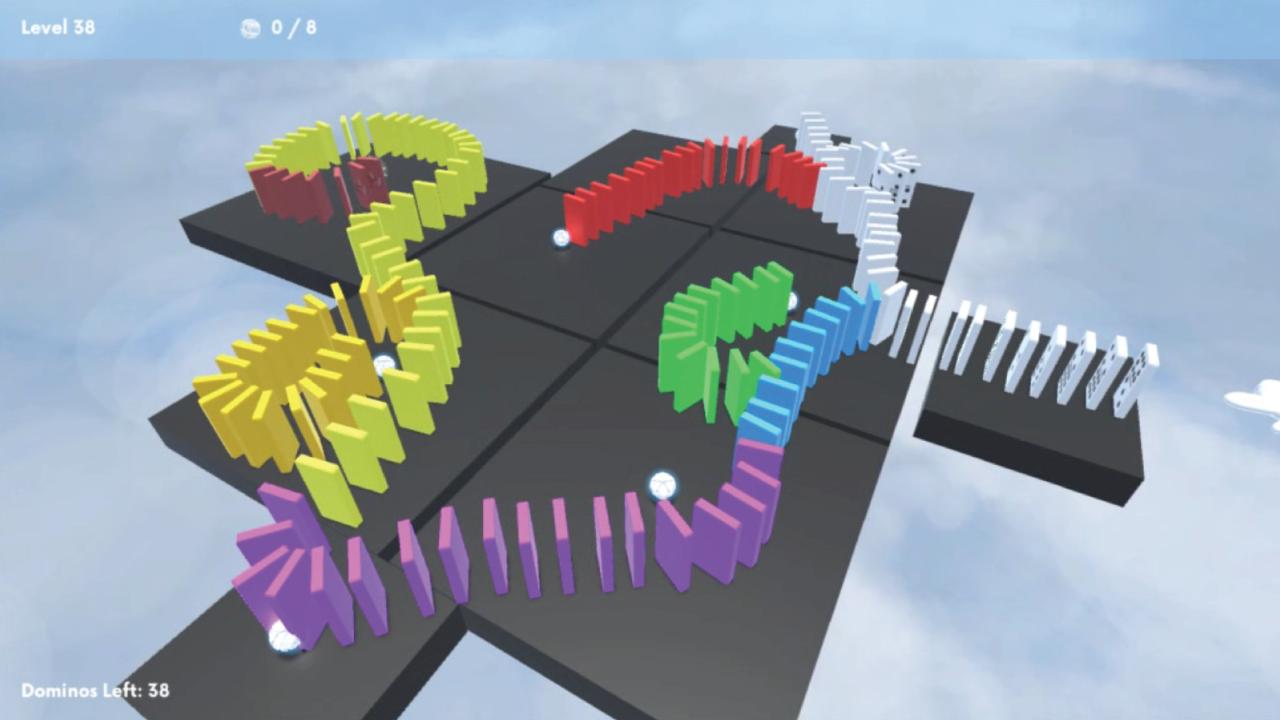 Domino Sky [Online Game Code]
