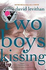 Two Boys Kissing Kindle Edition
