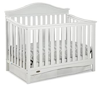 graco harbor lights convertible crib white - White Baby Crib