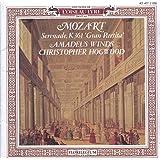 "Wolfgang Amadeus Mozart: Serenade in B flat major, K 361/ 370a ""Gran Partita"" - Amadeus Winds / Christopher Hogwood"