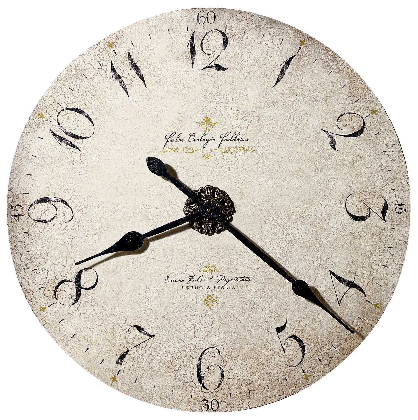 Howard Miller 620-369 Enrico Fulvi Wall Clock