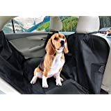 Car Pet Seat Covers - For Front and Back Seat - Scratch Proof and Non-Slip Design for Protecting Cars by Utopia Home