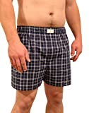 Tommy Hilfiger Mens 3-Pack Woven Boxer