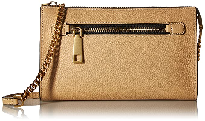 294334debc98 Amazon.com  Marc Jacobs Gotham Small Crossbody
