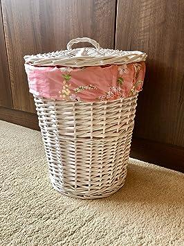 Home Délices pour Enfant Chambre à Coucher de Taille Moyenne Panier à Linge  Vêtements Jouets Panier 1642e8e246c