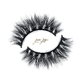 """dd5146ac27d Image Unavailable. Image not available for. Color: LAVAA LASHES -  Style""""Heartbreaker"""" - Exclusive 3D Mink Collection"""
