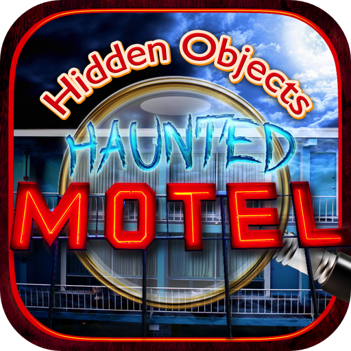 Hidden Objects Haunted Motel, Hotel, Mansions & Manors - Adventure & Puzzle Games -