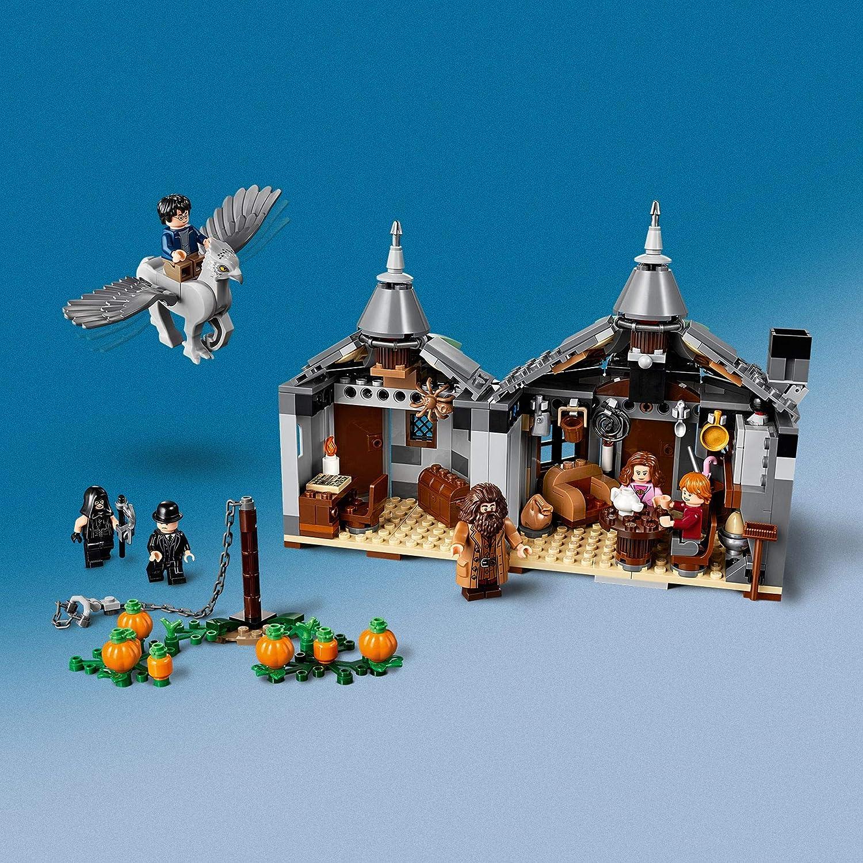 LEGO 75947 Harry Potter Cabaña de Hagrid Rescate de Buckbeak ...