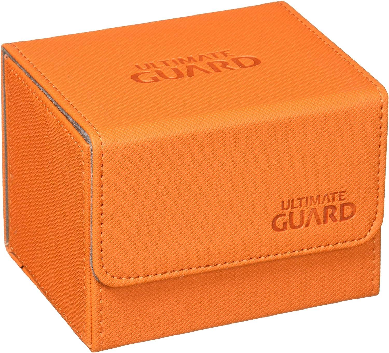 DECK CASE Side Loading Card Box ULTIMATE GUARD XENOSKIN PETROL SIDEWINDER 100