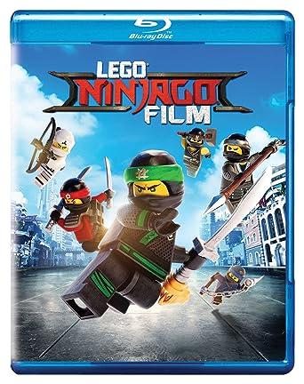 The LEGO Ninjago Movie Blu-Ray Region Free English audio