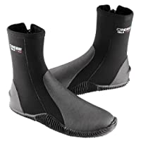 Cressi Men's Neoprene Diving Boots with Soles