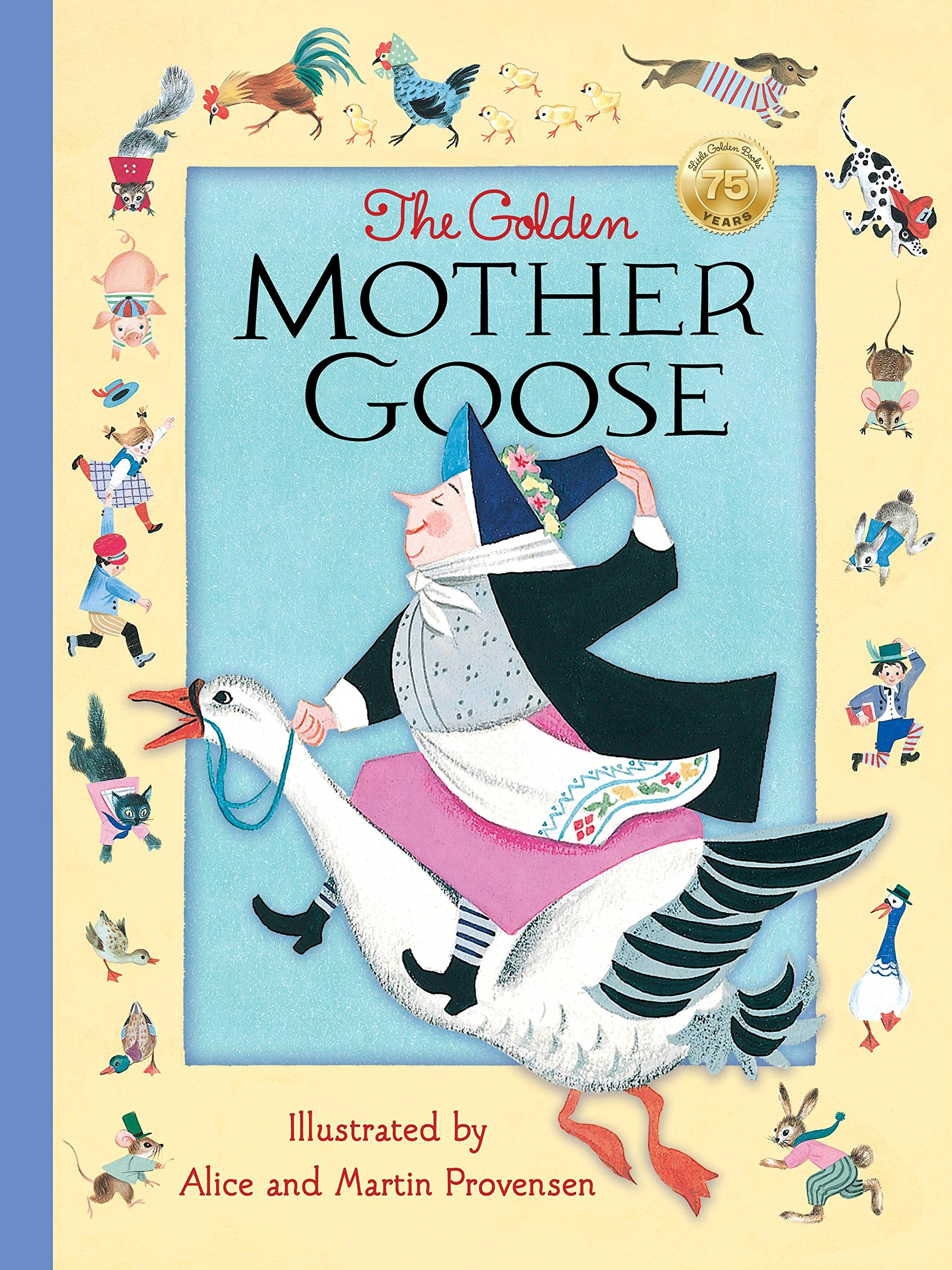 The Golden Mother Goose PDF