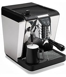 nuova simonelli oscar direct connect version black espresso machine mop140d204 - Commercial Espresso Machine
