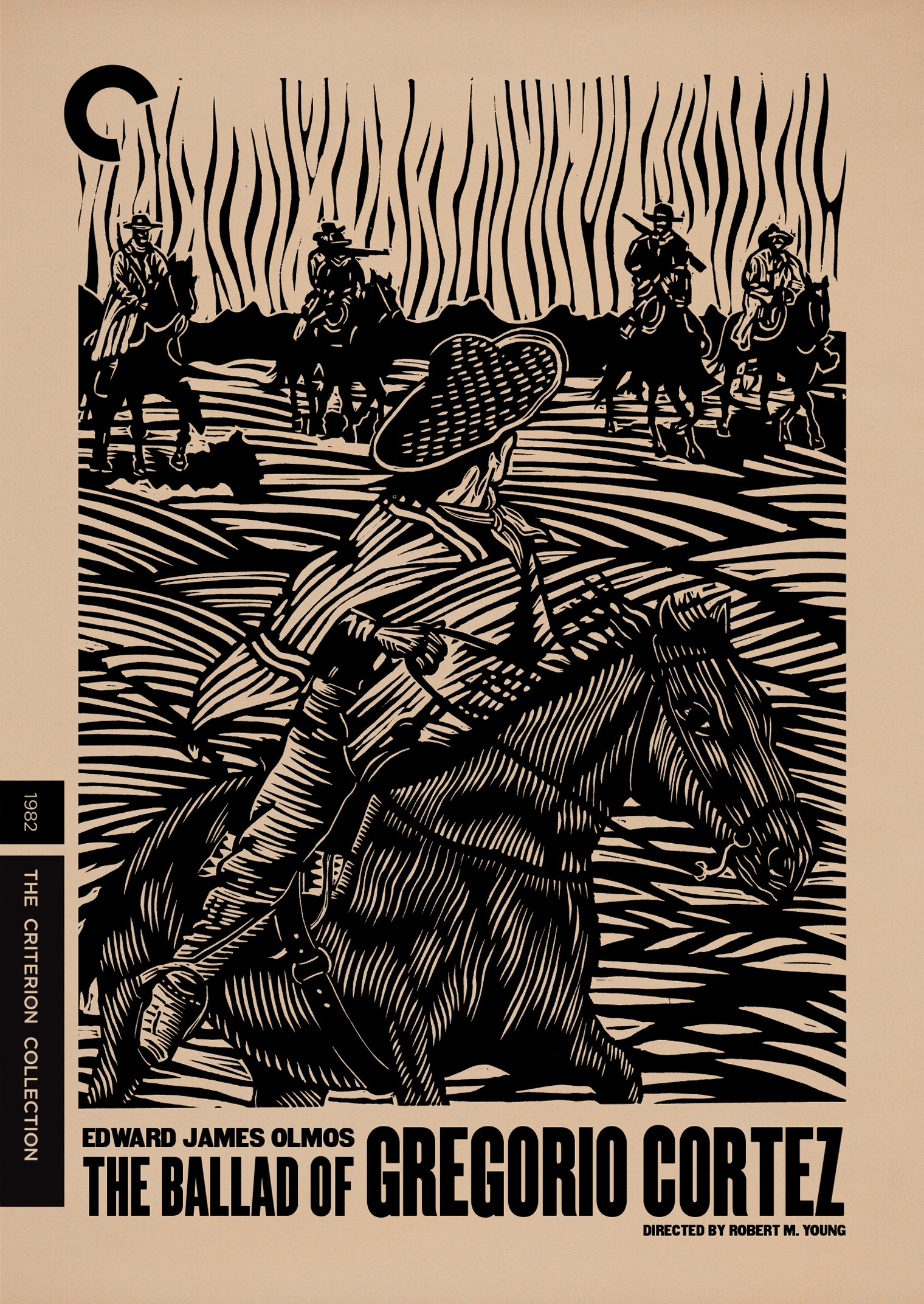 Blu-ray : The Ballad Of Gregorio Cortez (criterion Collection) (Special Edition, Widescreen)