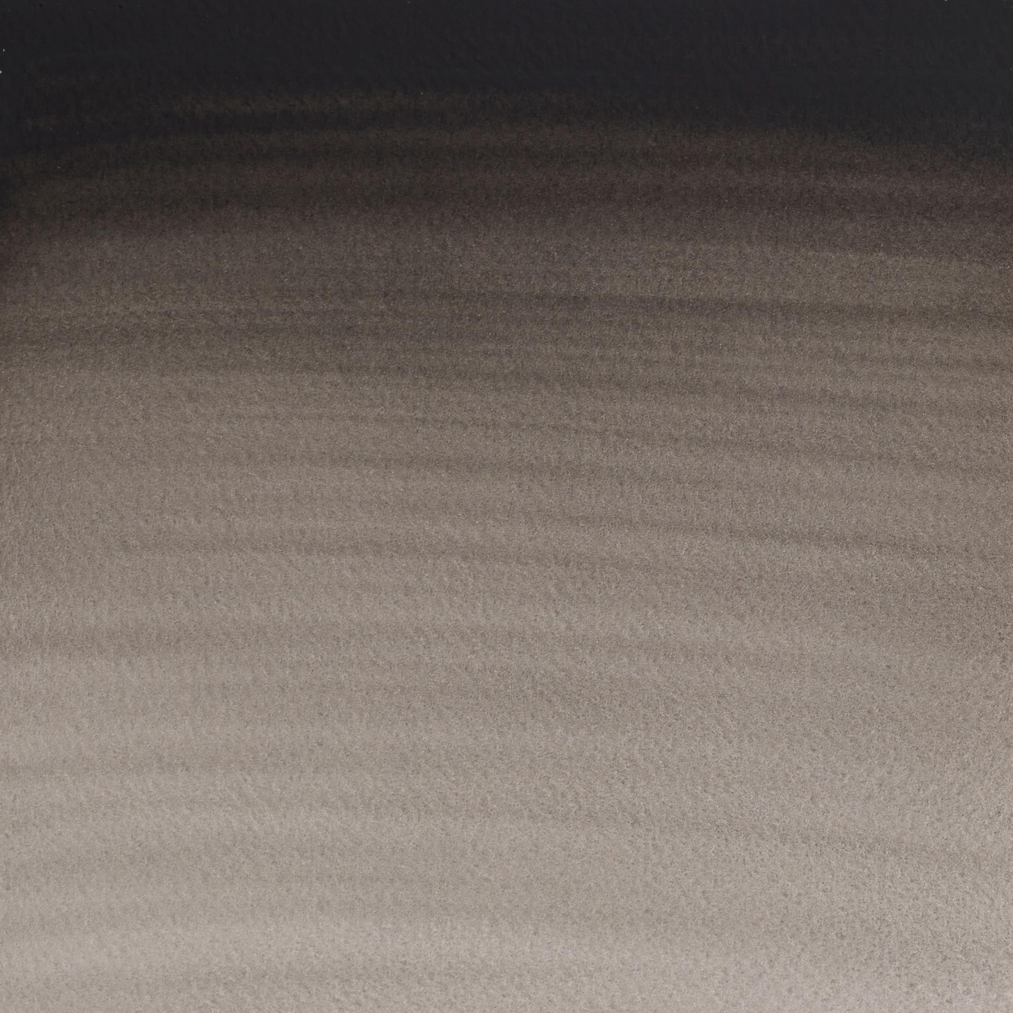 Winsor & Newton Cotman Water Color, 21ml, Ivory Black