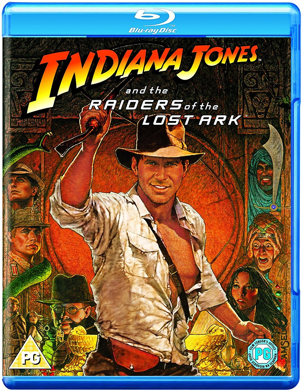 Indiana Jones & The Raiders Of The Lost Ark Edizione: Regno Unito Reino Unido Blu-ray: Amazon.es: Wolf Kahler, Paul Freeman, Denholm Elliott, Karen Allen, Harrison Ford, John Rhys-Davies, Vic Tablian, Ronald Lacey,