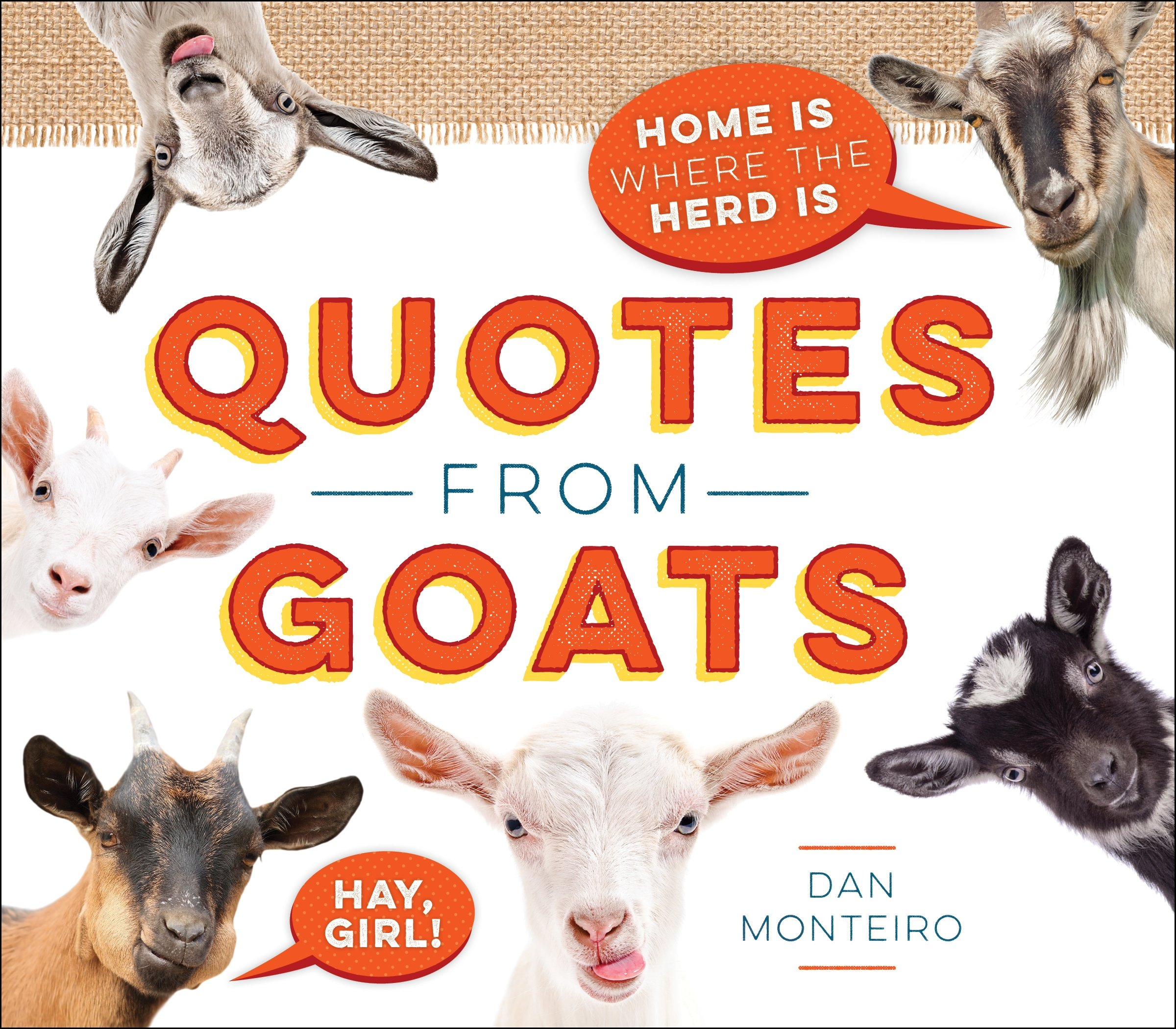 Amazon Quotes From Goats Home Is Where The Herd Is