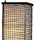 """Kenroy Home 32250BRZ Trellis Outdoor Floor Lamp, Bronze  Finish, 51"""" x 9"""" x 9"""""""