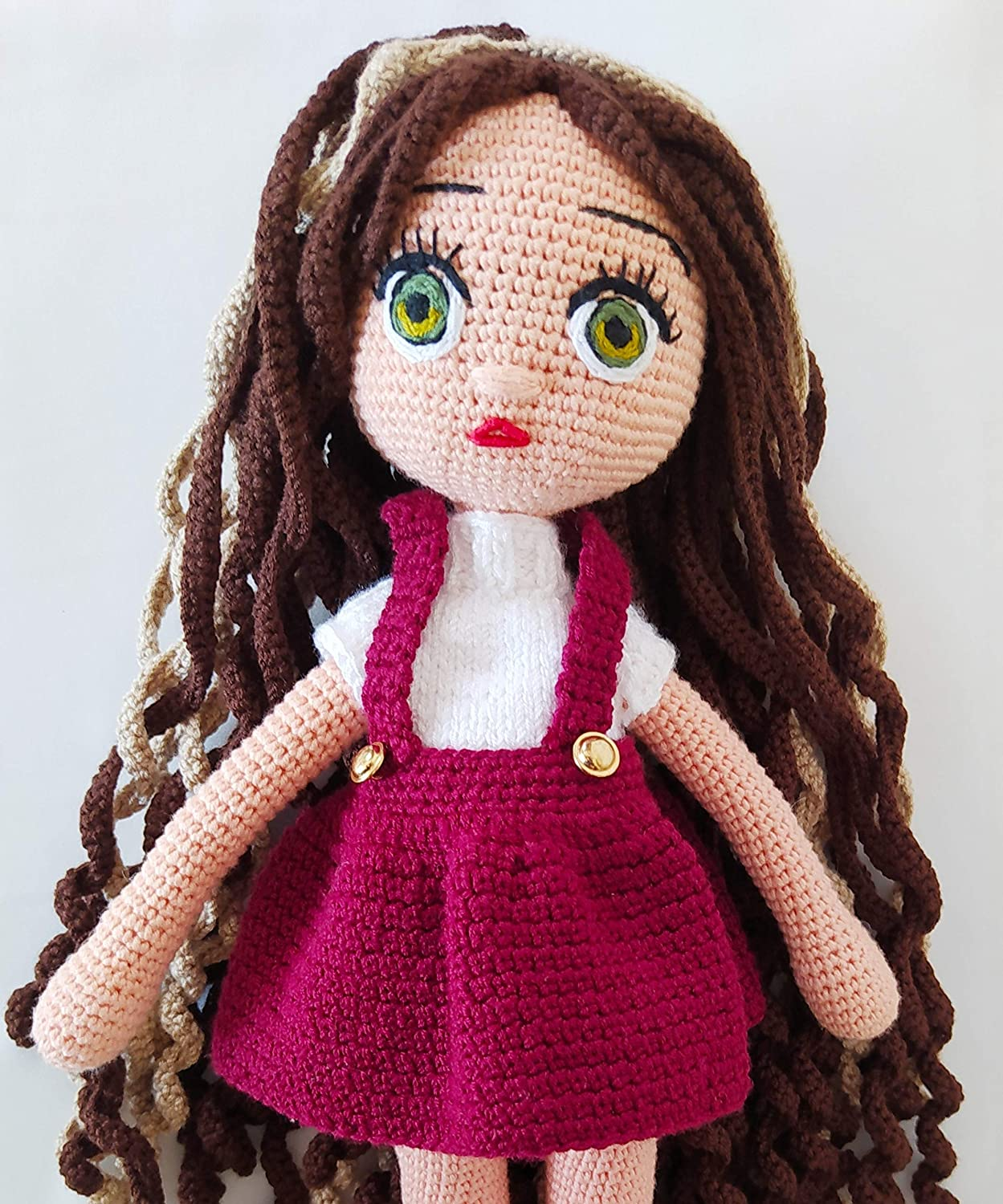 Greathappy Amigurumi - Crochet and Knitted Baby Toys – Handmade - Stuffed Toys - A Beautiful Gift