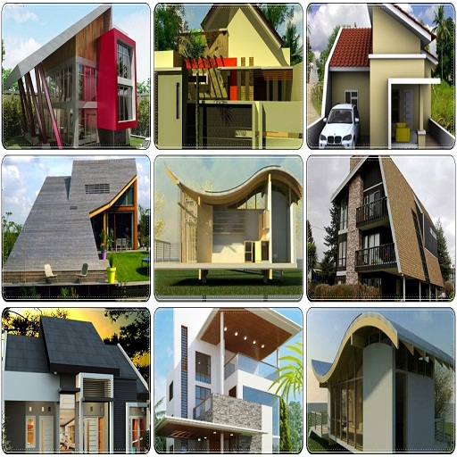 Amazon Com Simple Modern Roof Designs Appstore For Android