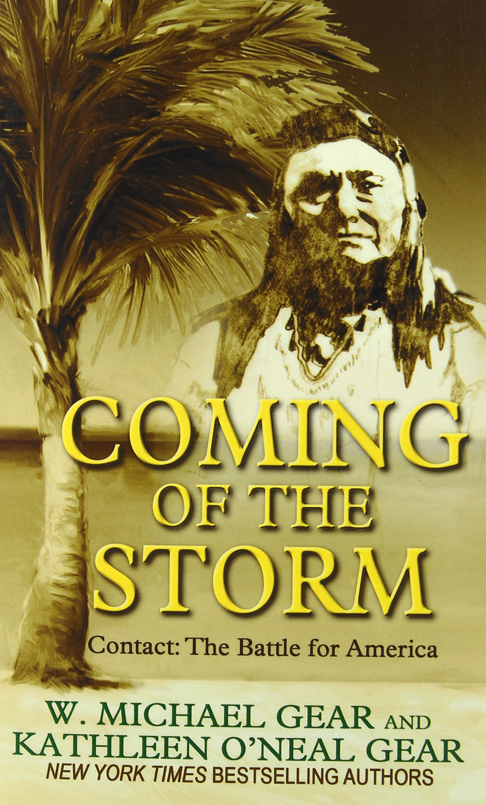 Coming Of The Storm (Contact: The Battle for America) pdf